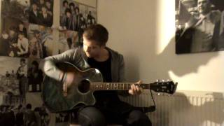 All Time Low - The Wanted (Ollie Bryan acoustic cover)