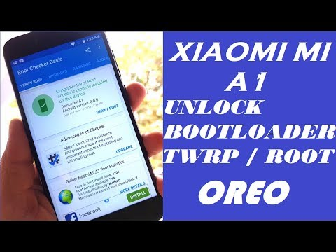 Repeat Rooting Xiaomi Mi A1 Android One | Magisk | TWRP [tissot] by