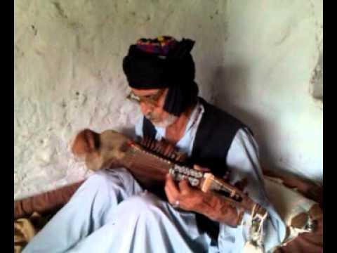 Rabab pushto music. Peshawar, Swabi, Afghanistan, Persian