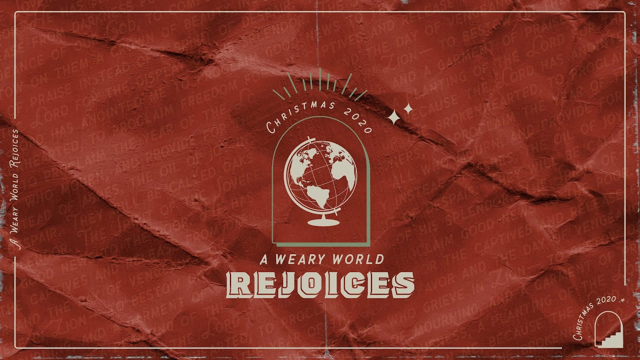 How will we Respond   A Weary World Rejoices