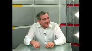 Михаил Казиник  представляет свой фильм