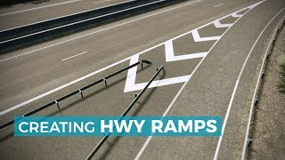Cities: Skylines | Creating Realistic Highway Ramps