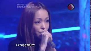 Gambar cover 安室奈美恵 Baby Don't Cry