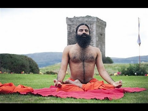 Weird Indian Yoga Instructor Commercial Funny