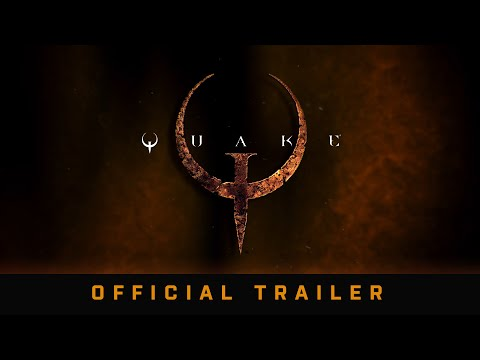 Quake - Official Trailer (2021)