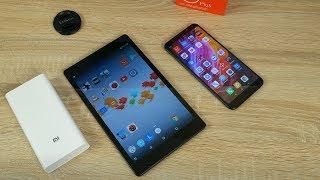 Лютый китайский планшет за 160$ в 2018!