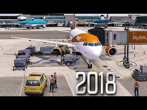 New Flight Simulator 2018 - P3D 4.2 [Ultra Realism]