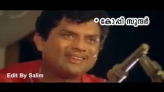 TROLL MALAYALAM JAGATHY SHREEKUMAR VS GOBI SUNDAR NEW TROLL VIDEO