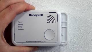 Hoe kan ik een koolmonoxidemelder plaatsen? | Honeywell Home