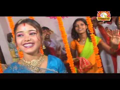 HD New 2014 Hit Nagpuri Devi Gee    Chun Chun Ke Phool Maiya Mala Bana Li    Pawan 2
