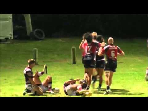 Matt Gandy Rugby CV