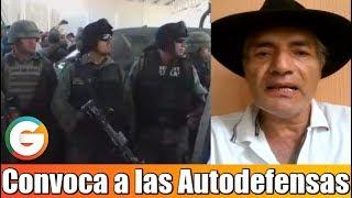Mireles pide a Autodefensas acudir a Tepalcatepec por presencia del Ejército