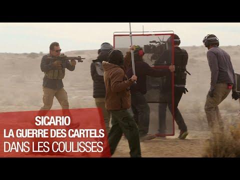 SICARIO LA GUERRE DES CARTELS - Featurette