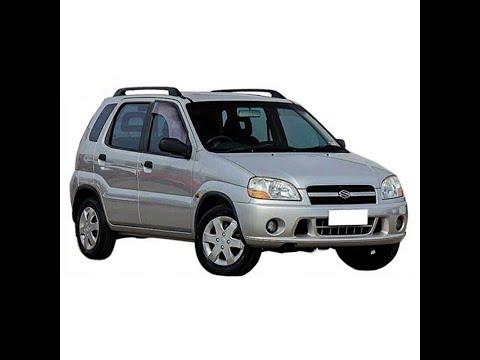 Suzuki Ignis (RG413RG415)  Service Manual  Taller