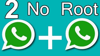 how to use 2 whatsapp accounts 2016 in one mobile without root urdu hindi