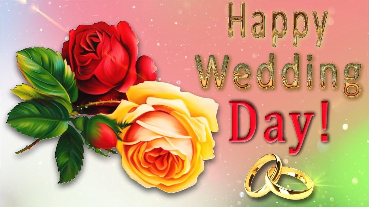 [46+] Wedding Day Wallpaper on WallpaperSafari |Happy Wedding Day
