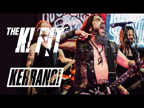 MACHINE HEAD Live In The K! Pit (Tiny Dive Bar Show)