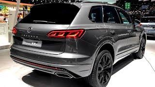 Volkswagen Touareg V8 R-Line (2020) - Last VW with V8 Diesel