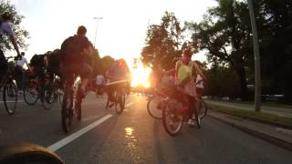 CRITICAL MASS HAMBURG - 31.05.2013 - LOVEPARADE - One World One Future