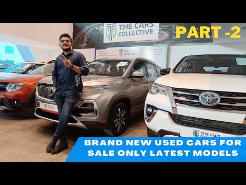 Collections of Cars collective most Trustable used car showroom in Bangalore