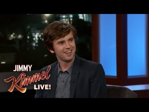 Freddie Highmore Wouldn't