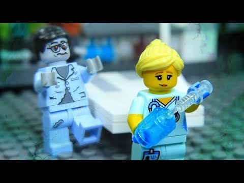 Lego Zombie Attack Part 2: Infection