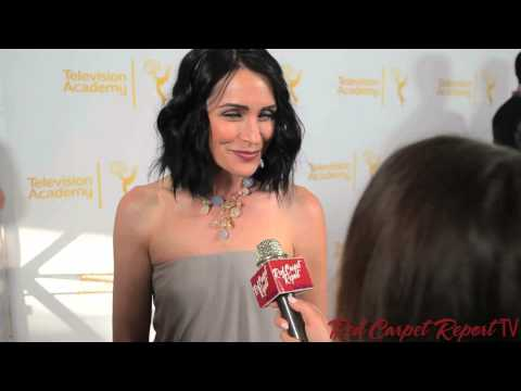 Rena Sofer at the 2014 Daytime Emmy Awards Nominee Party DaytimeEmmys