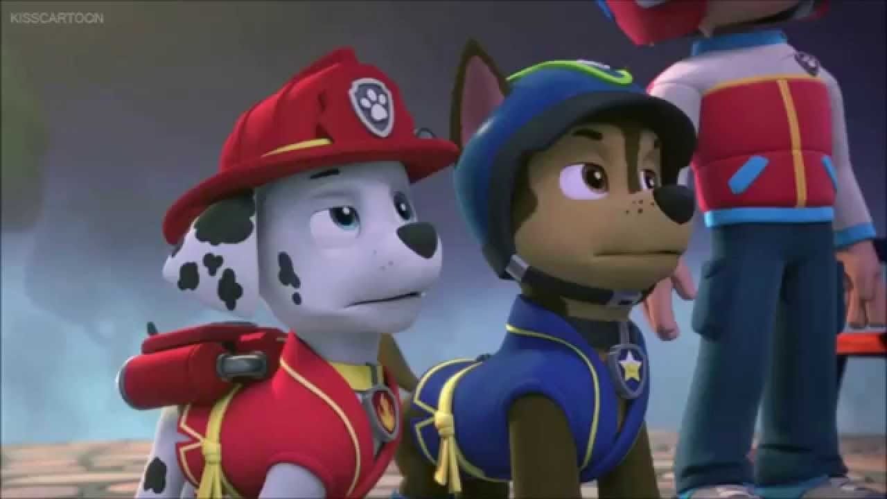 Paw Patrol Marshall & Chase Tribute (Brothers Forever)