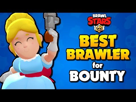 BEST BRAWLER for BOUNTY | Piper Beginner Tips - Brawl Stars!