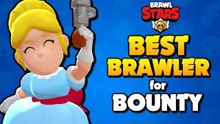 BEST BRAWLER for BOUNTY | Piper Beginner Tips - Brawl Stars!