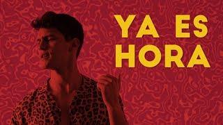YA ES HORA - Sebastian Silva (Video Lyric)