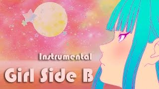 Girl Side B Yume miteta no atashi Instrumental thumbnail