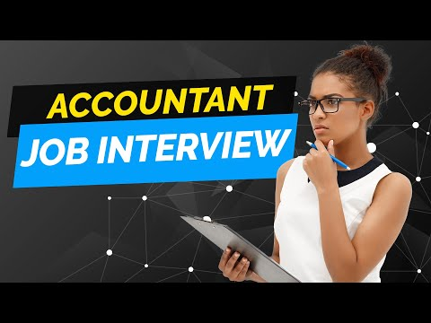 How To Pass Accountant Job Interview: Technical Interview Questions And Answers