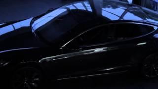 Tesla Model S P85D Kiev Teaser(Тизер Tesla Model S P85D в Киеве., 2015-09-26T08:57:30.000Z)