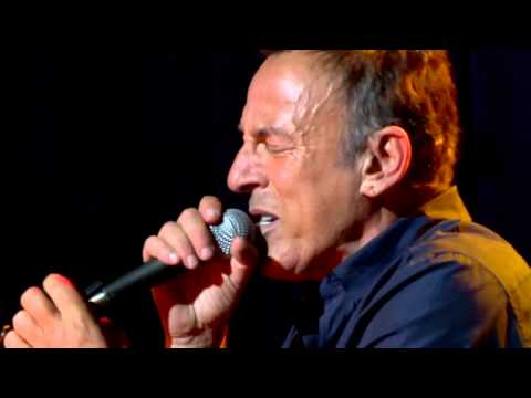 Bruce Springsteen - Dream Baby Dream - 2013 Stand Up For Heroes HD 720p