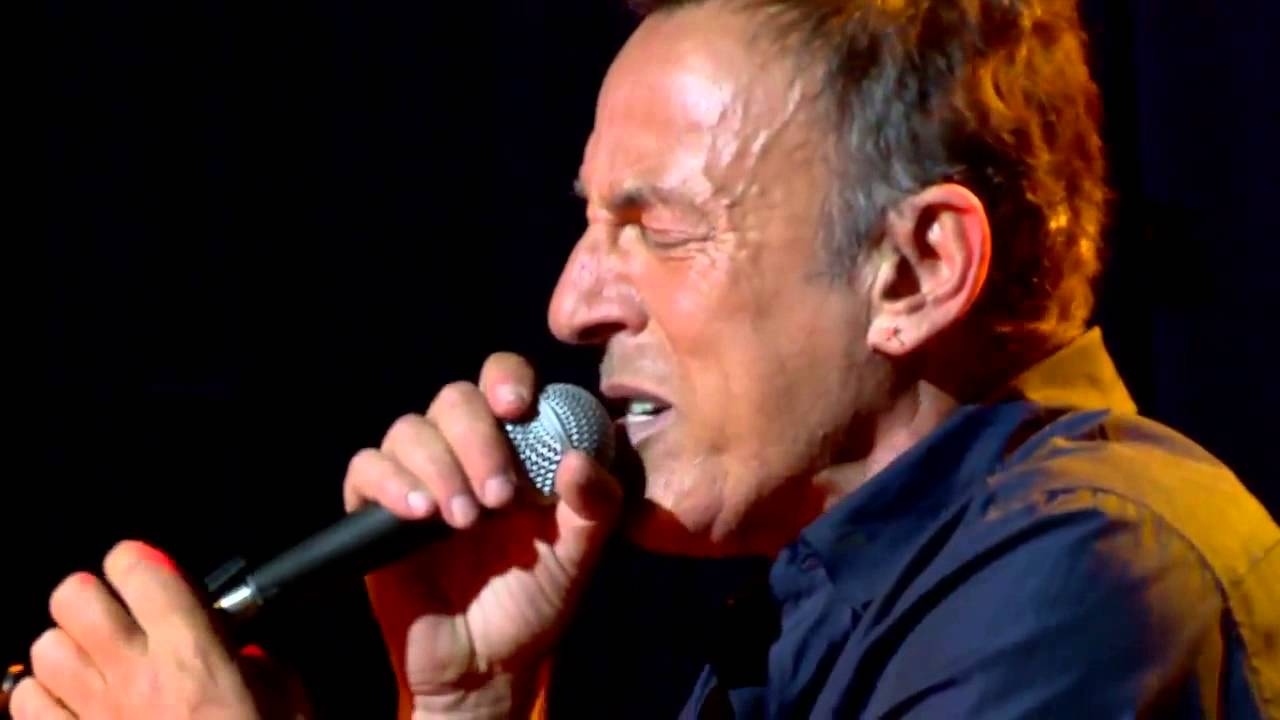 Download Bruce Springsteen - Dream Baby Dream - 2013 Stand Up For Heroes HD 720p