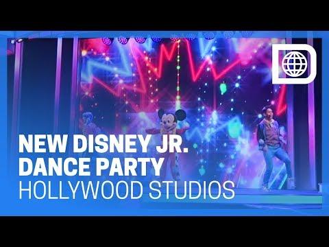 NEW Disney Junior Dance Party! - Disney's Hollywood Studios At Walt Disney World