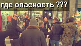 "Кортеж блогеров"" всея руси ""заехал в ТЦ Корстон г Казань"