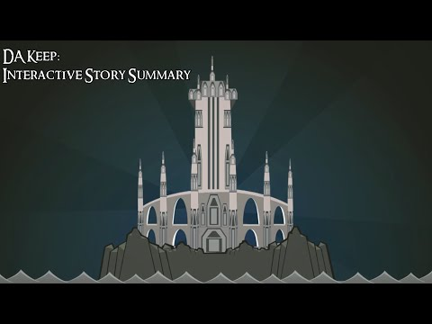 My Dragon Age Interactive Story Summary (ISS)