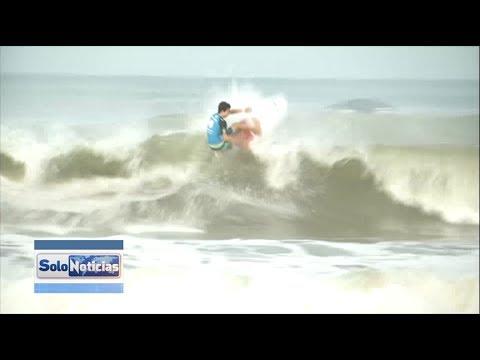 Con rotundo éxito se cierra la quinta edición del Surf Open Acapulco 2017