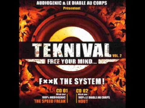 Teknival vol. 2 mixed by Nout