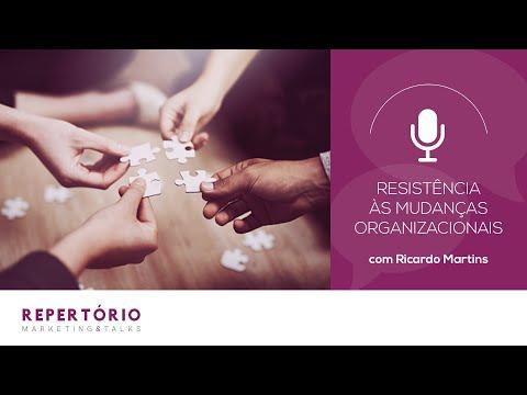 #PODCAST: RESISTÊNCIA ÀS MUDANÇAS ORGANIZACIONAIS