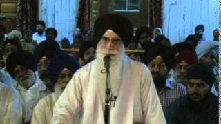 Katha | Bhai Jaswant Singh | Parwana | Kirtan Samagam