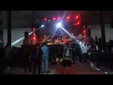 ROTTENBLAST - VICTIM OF THRONE LIVE IN ONWARD TO BOYOLALI 2018