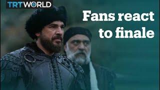 Fans react to Turkish series 'Resurrection: Ertugrul' finale