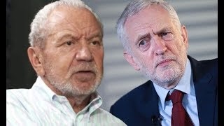 Watch rich donors like Alan Sugar & Stephen Cloobeck cry like babies, because of democracy!
