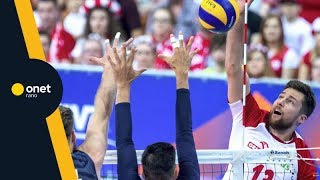 Eliminacje olimpijskie w siatkówce, porażka Hubera Hurkacza | #OnetRanoSPORT