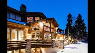Grand Ski Lodge in Park City, Utah   Sotheby's International Realty