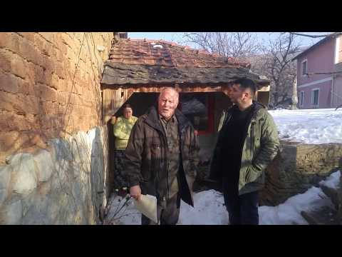 MP Director and Kosovo Pastor Visit Widow's Uninhabitable Home