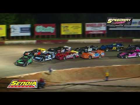 Senoia Raceway Late Model Sportsman Feature May 5, 2018